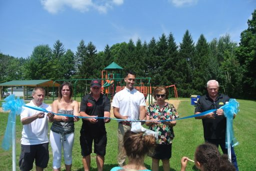 grand opening of park